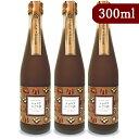 《送料無料》ほまれ酒造 会津ほまれ ショコラにごり酒 300ml × 3本 セット
