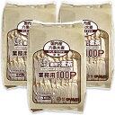 《送料無料》伊勢惣 釜煎り麦茶業務用 ティーパック (10g×100P) × 3袋 セット