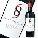689 Cellars シックス・エイト・ナイン ナパ・ヴァレー レッド 750ml [赤ワイン フルボディ]【果実酒 ワイン お酒 アメリカ カリフォルニア Napa ナパバレー】《あす楽》