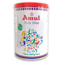 《送料無料》 ピュア ギー アムール 1L (1000ml)[Amul Pure Ghee]【澄ましバター バター インディアンギー】《あす楽》