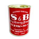 S&B 赤缶 カレー粉 400g [ヱスビー食品]【S&Bスパイス 特製エスビーカレー カレーパウダー 純カレー カレー粉 業務用】《あす楽》