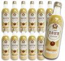 《送料無料》ヤマト醤油味噌玄米甘酒490ml×12本セット[YAMATO]【あまざけ甘酒米麹砂糖不使用ノンアルコール無添加発酵飲料】《あす楽》