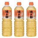 味の母 500ml お得な3本セット(ペットボトル)[味の一醸造]【料理用 みりん風調味