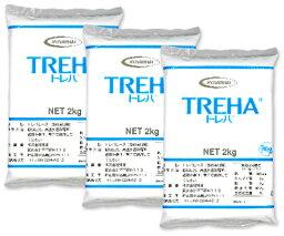 林原 トレハ 2kg × 3袋 (トレハロース)【TREHA 製菓 製菓材料 パン材料 お料理に】《あす楽》