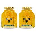 《送料無料》三原農業協同組合 瀬戸田レモンのはちみつ漬け470g × 2個