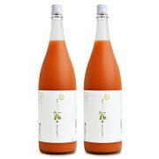 《送料無料》中野BC 紀州 一根六菜 野菜の和梅酒 1.8L × 2本《あす楽》