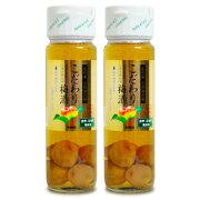 中田食品 紀州 こだわり梅酒(実入り)720ml × 2本《あす楽》