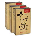 【マラソン限定!最大2000円OFFクーポン】《送料無料》イニックコーヒー INIC COFFEE スムース アロマ スティック 4g×30本 × 3箱