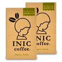 《送料無料》イニックコーヒー INIC COFFEE オーガニック アロマ スティック 4g×30本 × 2箱《あす楽》
