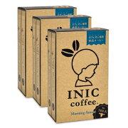 《送料無料》イニックコーヒー INIC COFFEE モーニングアロマ スティック 4g×30本 × 3箱《あす楽》