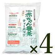《送料無料》辰岡製茶 赤ちゃん番茶 ティーバッグ [10g×40p] × 4袋《あす楽》