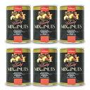 《送料無料》東洋ナッツ食品 トンTON'S クラッシー ミックスナッツ 缶 360g × 6個《あす楽》