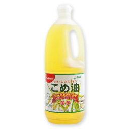 築野食品 こめ油 1500g (1.5kg) [TSUNO]【築野 国産 こめあぶら 米油 コメ油 米サラダ油 お買い得サイズ】《あす楽》