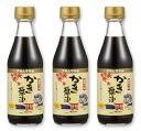 アサムラサキ かき醤油 300ml × 3本 【牡蠣しょうゆ つゆ しょうゆ】《あす楽》