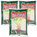 サンライズ カリフォルニアレーズン 1kg (1000g)× 3袋 [正栄食品 SUNRISE]【無添加 油不使用 ノンオイル ドライフルー...