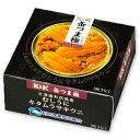 K&K 缶つま極 北海道利尻島むしうに キタムラサキウニ 100g 《あす楽》