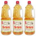 内堀醸造 りんご酢 1.8L(1800ml)× 3本 業務用...