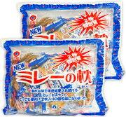 野村煎豆加工店 NEW ミレーの枕 380g × 2袋 【ミレービスケット ビスケット 菓子 おかし おやつ 大容量 お徳用 野村煎豆 まじめ】《あす楽》