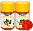 クナイプ バスソルト オレンジ・リンデンバウム(菩提樹)の香り 850g × 2個 [KNEIPP]【入浴剤 入浴 バス お風呂】《あす楽》