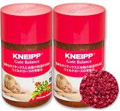 クナイプ グーテバランス バスソルト ワイルドローズの香り 850g × 2個 [KNEIPP]【入浴剤 入浴 バス ローズ バラ お風呂】《あす楽》