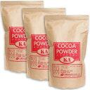 《送料無料》 大東カカオ ココアパウダー KA 1kg (1000g)× 3袋 【ココア 純ココア ピュアココア 粉末 パウダー 無添加 お徳用 大容量】《あす楽》