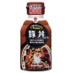 盛田 豚丼のたれ 今夜は豚丼 195g 【化学調味料無添加】《あす楽》