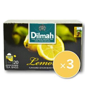 ディルマ フレーバーティーシリーズ レモン (2g×20P)×