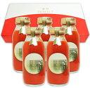 中野ファーム 北海道 トマトジュース 余市SUNSET 180ml × 5本 【ギフト箱入り】《あす楽》