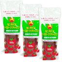 ヒカリ トマトケチャップ 500g × 3個 (チューブ)[光食品]《あす楽》