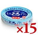 千葉産直サービス 房総漁師村 ミニとろイワシ 100g × 15缶 [トロ缶シリーズ]《あす楽》