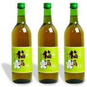 《送料無料》 三州梅酒10 720ml × 3本 [角谷文治郎商店]《あす楽》