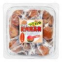 中峰農園 紀州南高梅 つぶれ梅 まろやか漬(塩分6%) 1kg