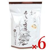 《送料無料》中川誠盛堂茶舗 近江 赤ちゃん番茶 ティーバッグ 10g×30P × 6袋《あす楽》