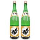 《送料無料》木戸泉酒造 純米醍醐 瓶 1800ml × 2本 セット