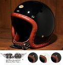 装飾用ヘルメット 500-TX ヴィンテージレザートリム ブラウンレザー スモールジェットヘルメット XS,S,ML,XLXXL