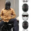 装飾用ヘルメット トンプソン04 スモールフルフェイス シールド付 S,M,L,XL