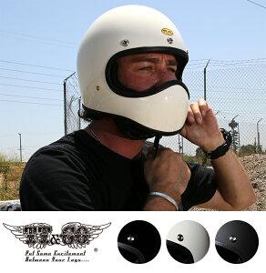 ヘルメット トゥーカッター スモールフルフェイス