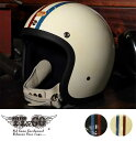 装飾用ヘルメット 500-TX ディストーション トリコロール スモールジェットヘルメット XS,S,ML,XLXXL
