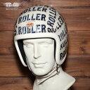 装飾用ヘルメット 500-TX クリアシェル ROLLER x TT&CO. スモールジェットヘルメット XS,S,ML,XLXXL