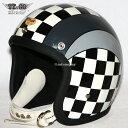 装飾用ヘルメット500-TX DS.チェッカーズ スモールジェットヘルメット XS,S,ML,XLXXL