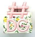 ショッピングドルチェ 新品 ドルチェ&ガッバーナ 2WAY ハンドバッグ ショルダーバッグ インスタ フローラル