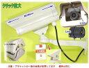 【SA-4000D PRO(49329)】 防犯カメラ・監視カメラ 屋外防雨仕様ダミーカメラ LED長期点滅式