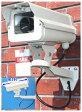 【SA-50842】 防犯高級ダミーカメラ /屋外防雨仕様ダミ−カメラ