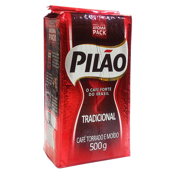 カフェピロン CAFE PILAO 500g レギュラーコーヒー ブラジル産