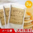 【送料無料・メール便・3袋セット】九州パンケーキ 200g×3袋 パンケーキミックス