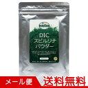 【メール便・送料無料】DICスピルリナパウダー100g 粉末タイプ ※代引NG・日時指定NG