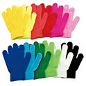【法人様限定商品】-ed 182120 カラーのびーる手袋(8)蛍光ピンク メーカー名 サンワ-【教育・福祉】