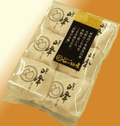 [foods boiled down in soy of Kanazawa, Tsukuda] .6 Shiramine bags case of Kaga