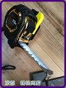 タジマ セフコンべG3ゴールド ロック マグ爪25-7.5 メートル目盛【コンべ スケール 落下防止】