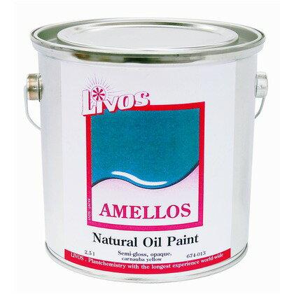アメロス カントリー調仕上げ自然塗料 0.375L
